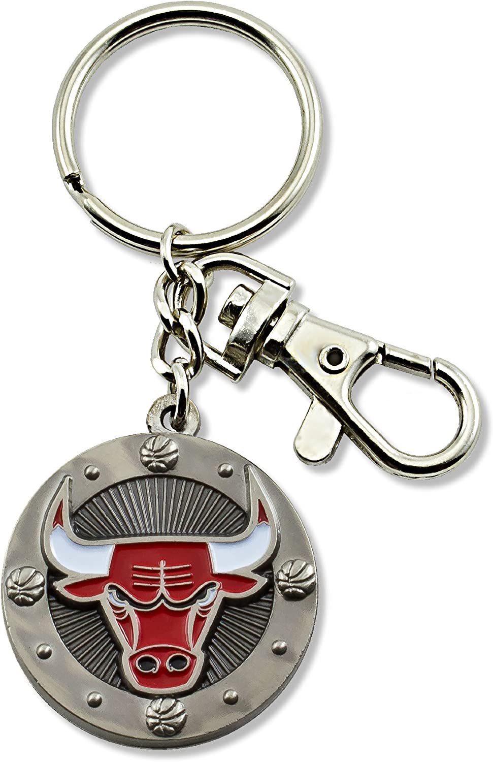 NBA Impact Discount is also underway Keychain - Colorful Durable Accessories and Max 41% OFF