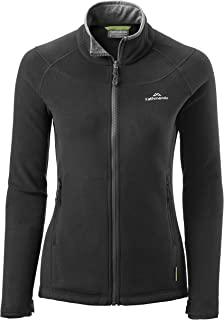 Kathmandu Trailhead Women's High Collar Full Zip Warm Outdoor Fleece Jacket