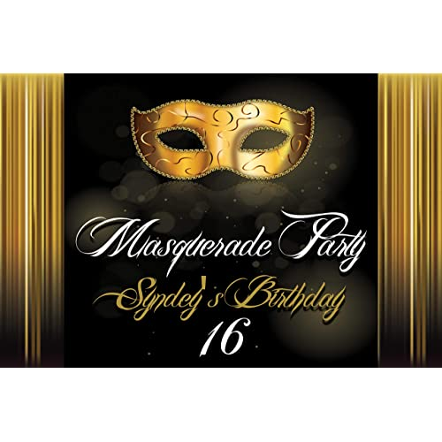 Masquerade Party Decorations Amazon Com
