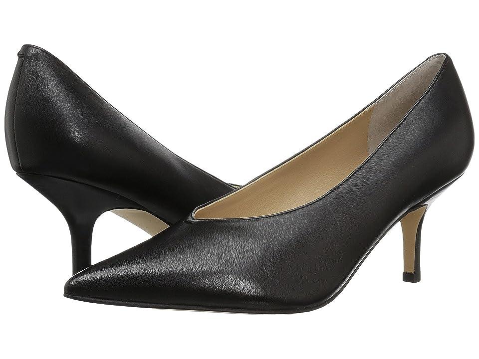 Marc Fisher LTD Dallon (Black Leather) Women