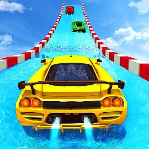 Mega Futuristic Drift Car Stunt Simulator: Ultimative Autorennen 2020