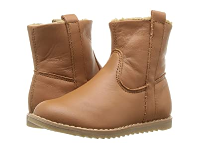 Old Soles Lounge Boot (Toddler/Little Kid) (Tan/Natural) Girl
