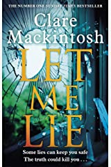 Let Me Lie: The Number One Sunday Times Bestseller (English Edition) Formato Kindle