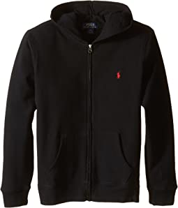Polo Ralph Lauren Kids - Collection Fleece Full-Zip Hoodie (Big Kids)