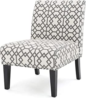 Christopher Knight Home Kendal Accent Chair, Grey