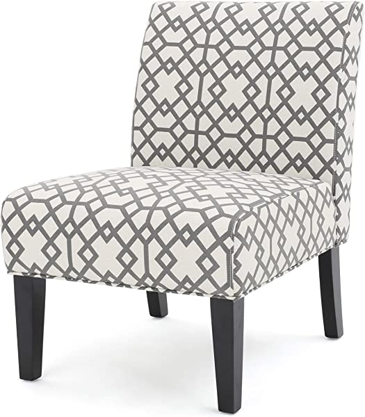 Christopher Knight Home 299754 Kendal Accent Chair Grey