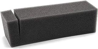 vhbw Filtro de Espuma de Repuesto 14, x 3,9 x 3,0cm Negro para cortacésped Tecumseh Vantage 35, 37