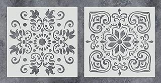 Best concrete tile stencil Reviews