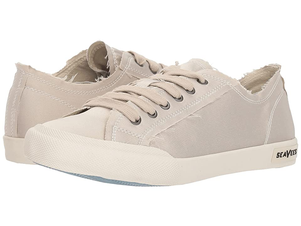 SeaVees Monterey Sneaker Satin (Smoke) Women's Shoes, Gray