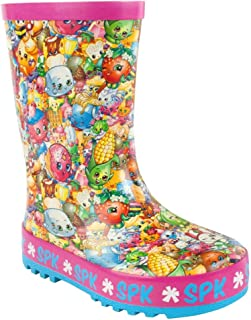 shopkins rain boots