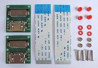 Raspberry Pi カメラ HDMIケーブル 拡張セット Pi Camera HDMI Cable Extension