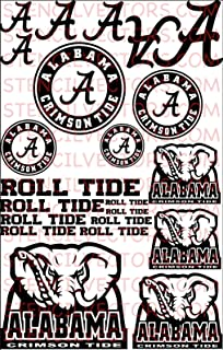 Best alabama logo stencil Reviews