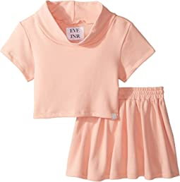 eve jnr - Top + Skirt Playset Two-Piece (Little Kids/Big Kids)