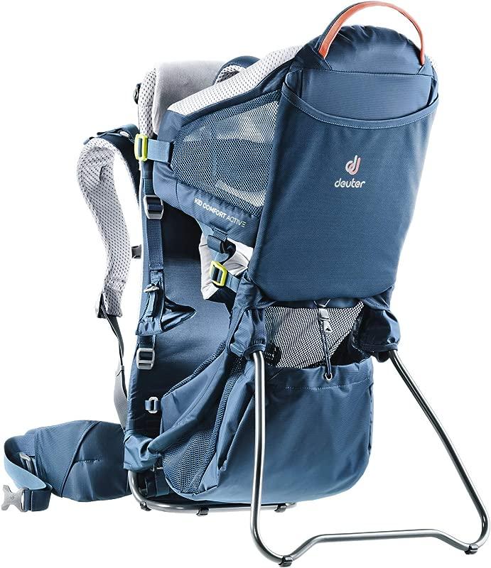 Deuter Kid Comfort Active And Kid Comfort Active SL Women S Fit Child Carrier Backpacks