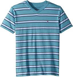 Tommy Hilfiger Kids - Sam Short Sleeve Tee (Big Kids)
