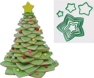 Best star shaped santa cookies Reviews