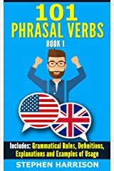 101 Phrasal Verbs - Book 1 (English Edition) eBook Kindle