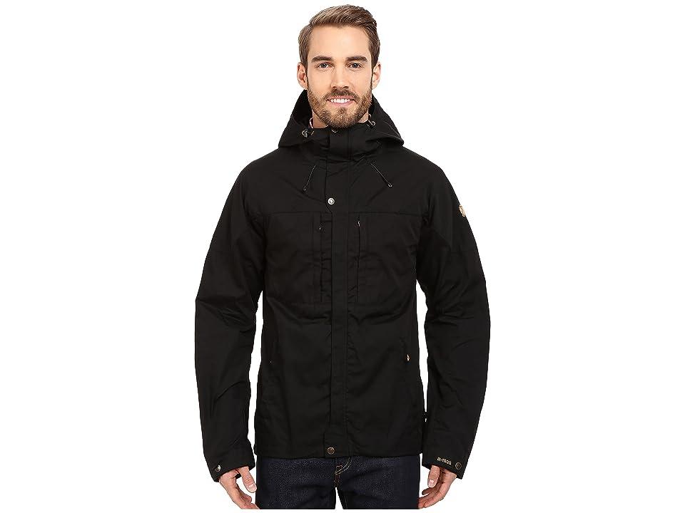 Fjallraven Skogso Jacket (Black) Men