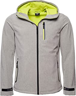 Superdry Hooded Softshell Giacca Uomo