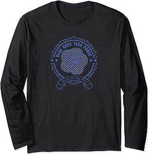 Twin Peaks Blue Rose Task Force Long Sleeve T-Shirt