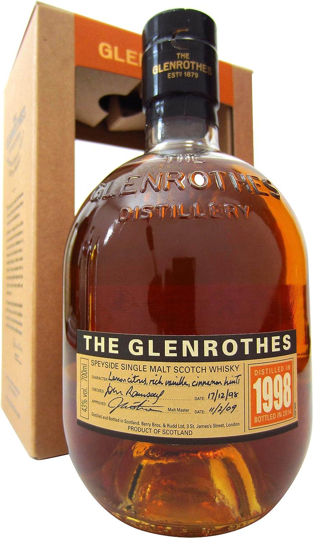 Glenrothes - Single Speyside Malt - 1998 Whisky