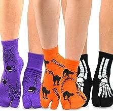 Best halloween toe socks Reviews