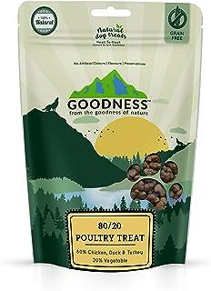 Goodness 80% Poultry Grain Free Training Dog Treats - 200 g