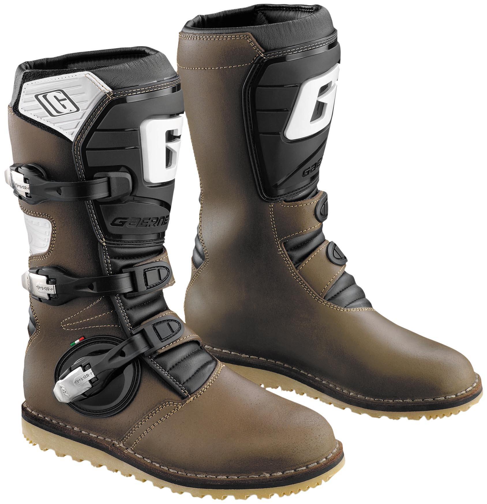 Gaerne Balance Pro Tech Boots BROWN