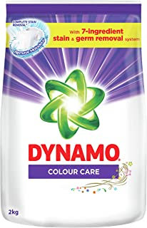 Dynamo Powder Colour Care Laundry Detergent, 2.1kg