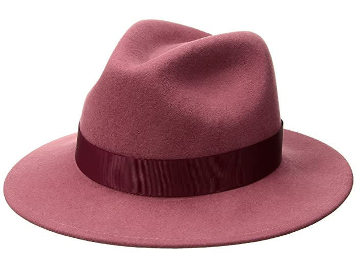 1940s Style Hats Betmar Sawyer Rose Caps $41.85 AT vintagedancer.com