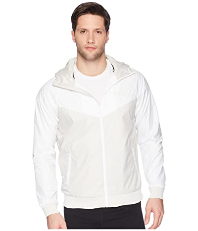 Nike Sportwear Windrunner Jacket (Light Bone/White/White/Light Bone) Men