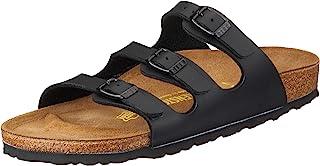 Mens Birkenstock Florida BF Sandals in Black