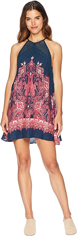 Shea Printed Mini Dress