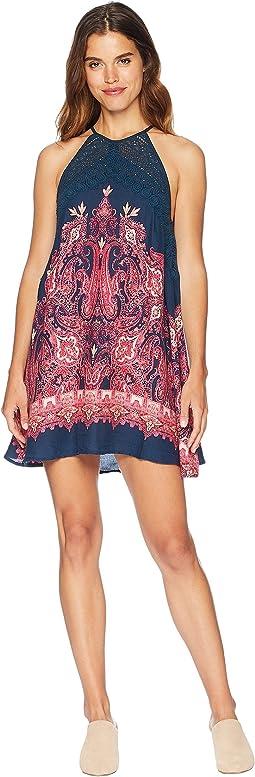 Shea Printed Mini Dress