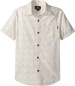 Rowdy Short Sleeve Woven (Big Kids)