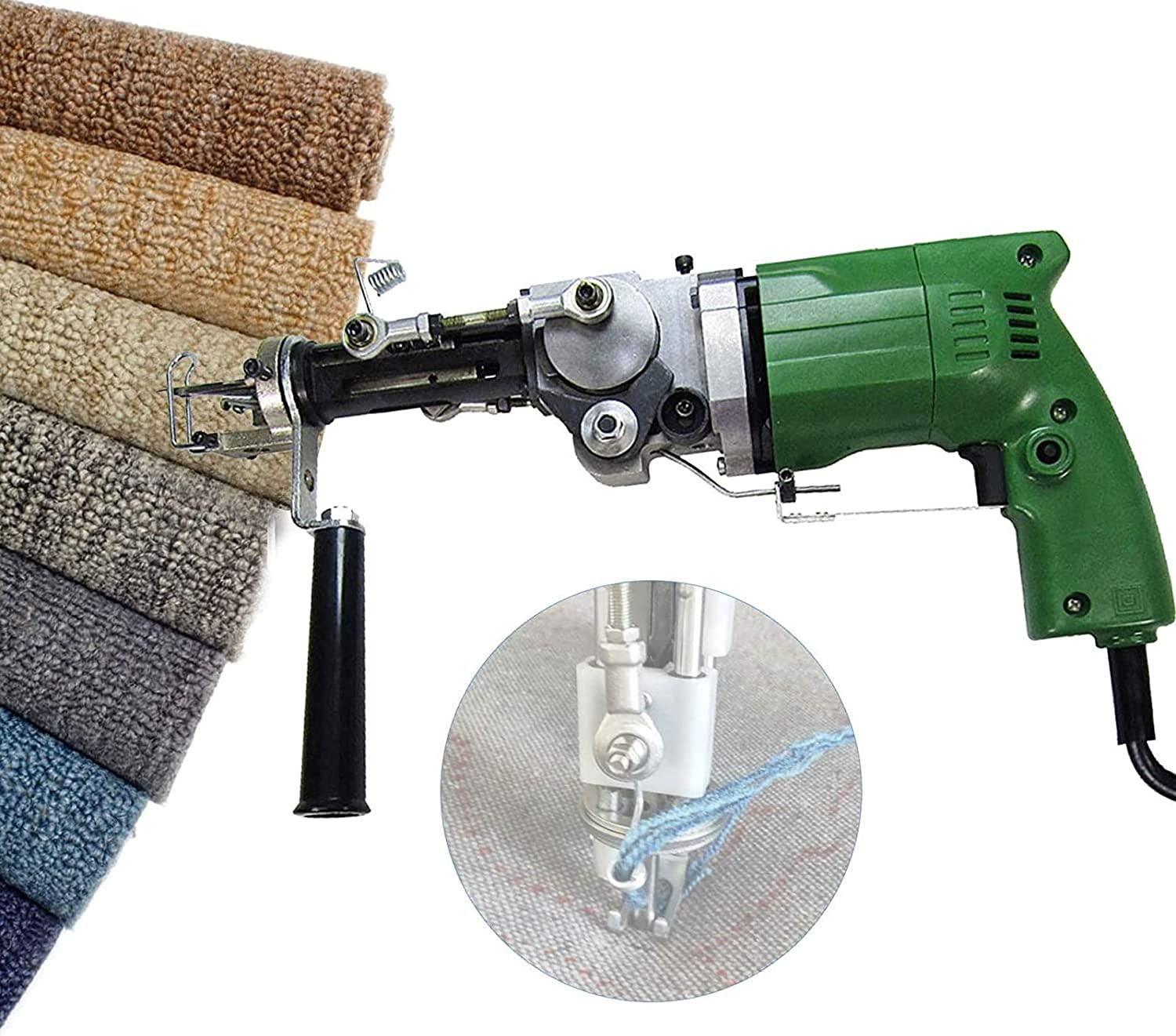 Rug Genuine Free Shipping Tufting Gun Electric Efficient Diy Knit Machine sold out