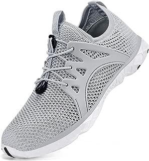 Feetmat Women's Water Shoes Quick Drying Aqua for Swim Gym Casual Athletic Walking Running Shoes