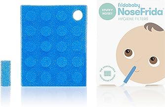 Nosefrida filtros de repuesto de aspirador nasal, paquete de ...
