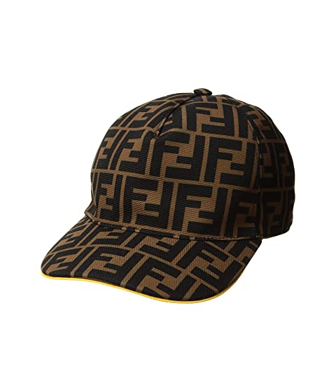 Fendi Kids Baseball Cap