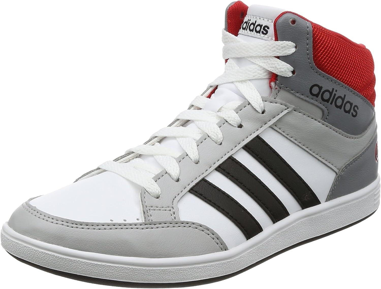 Adidas Hoops Mid K Turnschuhe Weiss B073F5VVBP  Rechtzeitiges Update