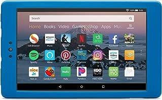 Nupro Shock-Proof Case for Fire HD 8 Tablet, Blue