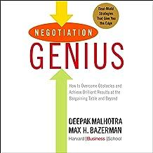 deepak malhotra negotiation