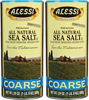 Made Naturally From The Mediterranean Sea - 每包 24 盎司(2 个装)