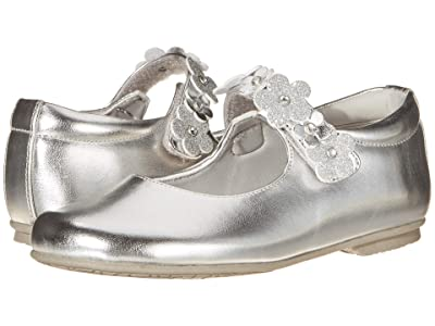 Rachel Kids Leslie (Little Kid) (Silver Metallic) Girl