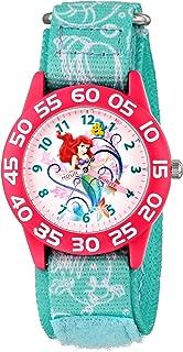 Girls' Ariel Plastic Blue Watch