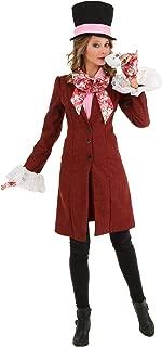 Deluxe Women's Mad Hatter Costume