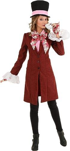 el mejor servicio post-venta Fun Costumes Disfraz Disfraz Disfraz de sombrerero loco de la mujer  tiendas minoristas