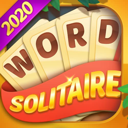 Word Card Solitaire   Brain training cross connect search word puzzle game
