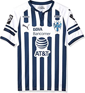Liga MX Licensed Replica Jersey , Monterrey-Home XS, blue