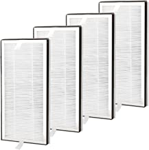 FFsign 4 Pack MA-15 Replacement Filter for Medify MA-15 Air Purifiers, H13 MA-15R True HEPA Filters, 2 Set 3-in-1 Pre-Filt...